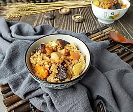 香菇鸡肉焖饭—超好吃的懒人饭的做法
