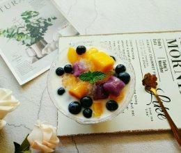 水果芋圆西米露#硬核菜谱制作人#的做法