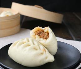 【鲜肉柳叶包】——COUSS CM-1200厨师机出品的做法