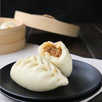 【鲜肉柳叶包】——COUSS CM-1200厨师机出品