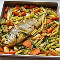 永远吃不够的烤黄花鱼的做法图解8