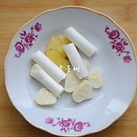 蒜苗炒鸡块 春天餐桌上少不了的那抹绿的做法图解6