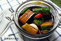 腌黄瓜咸菜(家常必备小菜)的做法