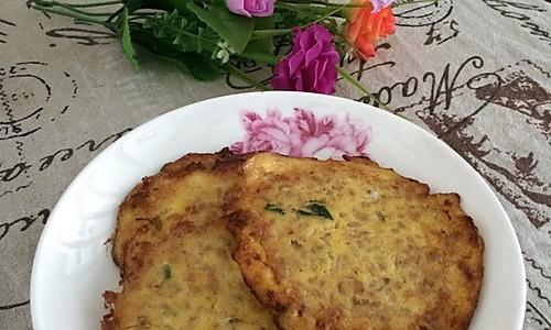 潮汕菜脯煎蛋的做法