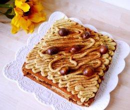 蒙布朗栗子蛋糕——幸福满满的当季甜品的做法