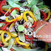 蔬菜炒香菇的做法图解4