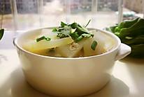 鲜美~冬瓜~虾皮汤的做法