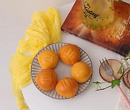 百香果栗子蛋糕的做法