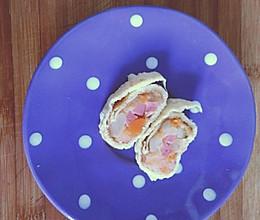 土豆泥被蛋卷的做法