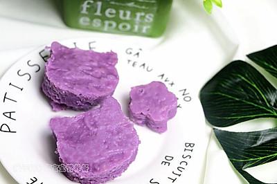 紫山药米糕