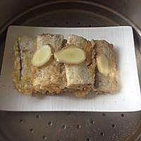 煎蒸带鱼的做法图解4