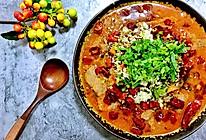 四川香辣水煮牛肉-在家做出饭店的味道#蔚爱边吃边旅行#的做法