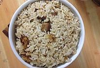 香菇排骨饭的做法