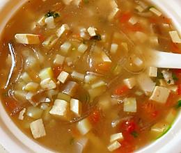 豆腐汤的做法