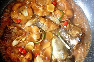 最简单红烧鱼块做法