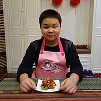 十三岁少年作品--风靡校园的零食:辣条的做法图解13