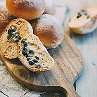 """【黑糖波波面包】黑糖珍珠奶茶在面包里""""漏""""出来啦!"""