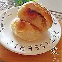 椰香肉松小面包的做法图解11