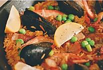 西班牙海鲜饭Paella#一起吃西餐#的做法