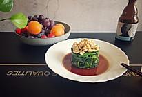 #我们约饭吧#凉拌菠菜的做法
