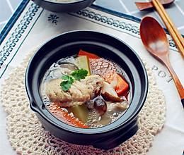 微波冬菇鸡汤,减少嘌呤的摄入的做法