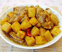 香辣土豆咖喱鸡翅--雄鸡标椰浆试用报告四的做法