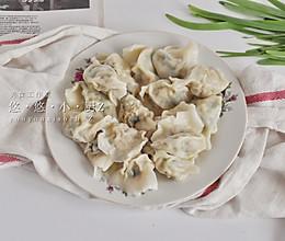#换着花样吃早餐#皮薄馅大的韭菜饺子的做法