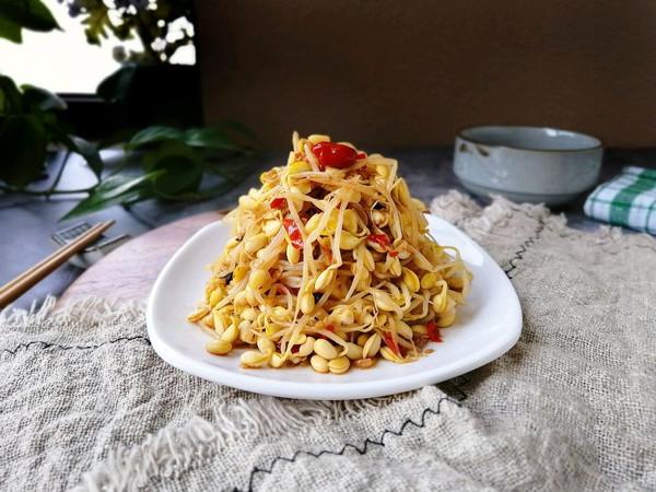 剁椒黄豆芽-超简单超美味的做法