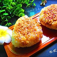日式烤饭团的做法图解8