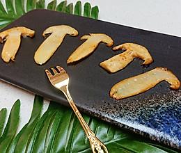 黄油煎新鲜松茸-蜜桃爱营养师私厨的做法