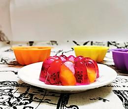 #童年不同样,美食有花样#水果果冻(白凉粉版)的做法