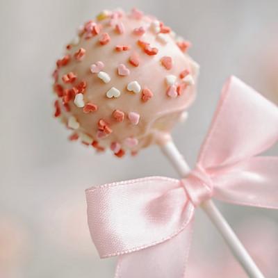 兒童節的禮物~棒棒糖蛋糕