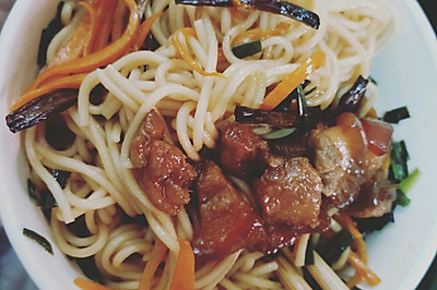 电饭锅做卤肉