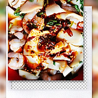 捞汁鲍鱼片(小海鲜)的做法图解4