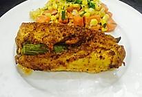 芦笋鸡肉卷的做法