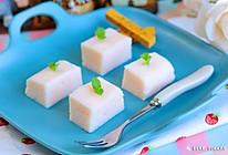 冬瓜虾滑糕 宝宝辅食食谱的做法