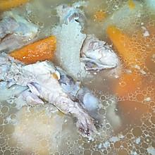 木瓜竹荪龙骨汤