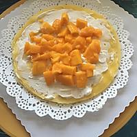 芒果千层蛋糕(新手0失败)的做法图解10