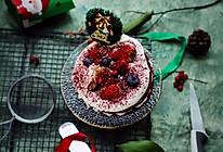 圣诞经典红丝绒裸蛋糕的做法