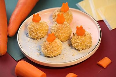 芝士虾球12M+  宝宝辅食