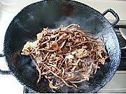 茶树菇干锅鸡的做法图解3
