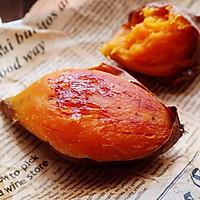 烤箱烤红薯的做法图解4