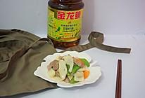 #金龙鱼营养强化维生素A新派菜油#山药炒肉片的做法