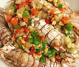 椒盐皮皮虾(赖尿虾)的做法
