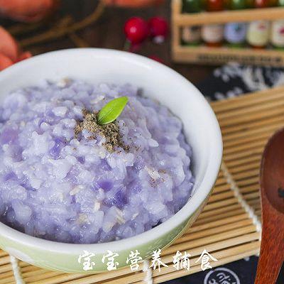 鸡肉紫甘蓝软饭