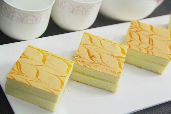 千纹叶蛋糕