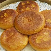 一根香蕉,一碗糯米粉,一块地瓜,就能做出美味的红薯香蕉糯米饼的做法图解26