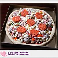 陆路至尊披萨的做法图解5