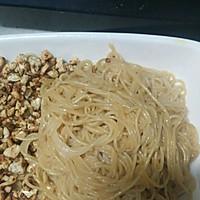 橄露Gallo经典特级初榨橄榄油试用之凉拌龙须面的做法图解4