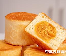 日式大鼓面包的做法